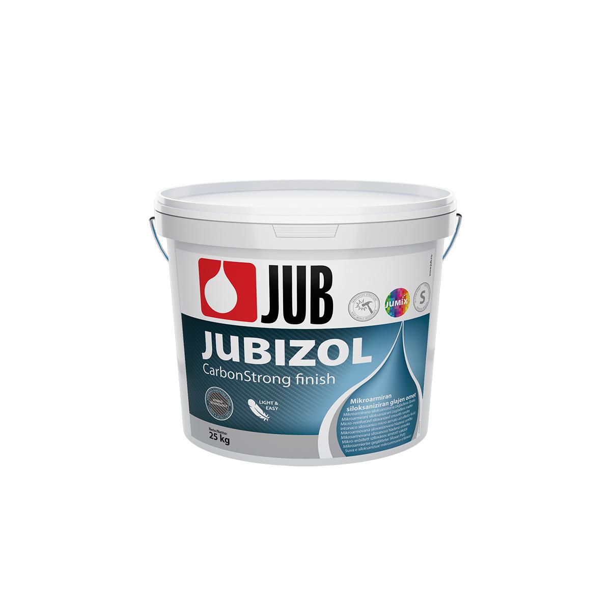 JUBIZOL CARBON STRONG FINISH SEP20 25KG