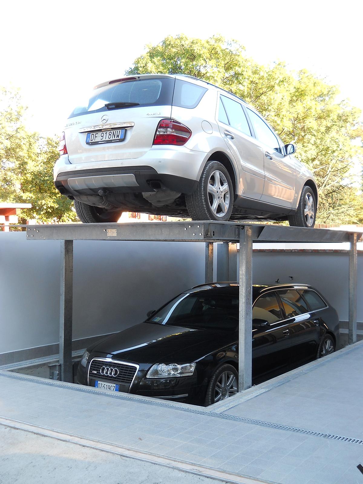 Samostatné parkovanie DUPLO