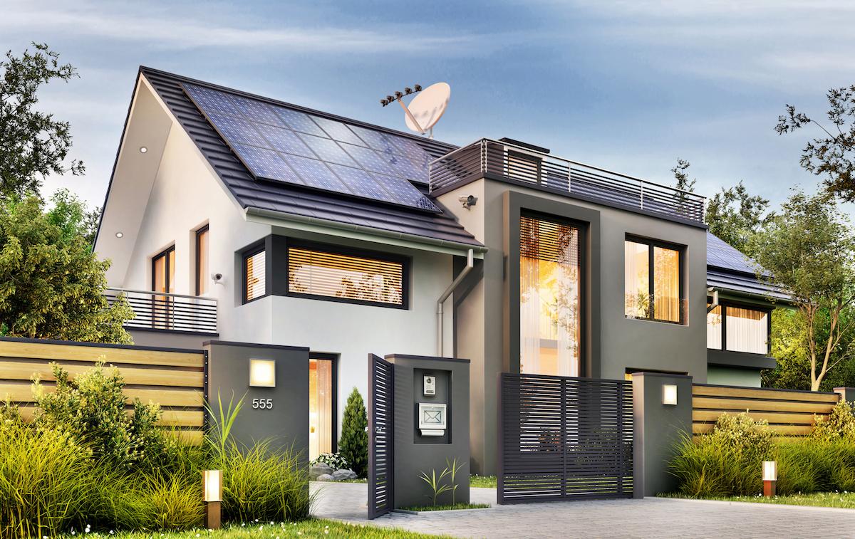 Ak nejde o nejakú extravagantnú vilu, nemal by mať architekt problém navrhnúť dom spĺňajúci energetickú triedu A0 aj vlastnými silami.