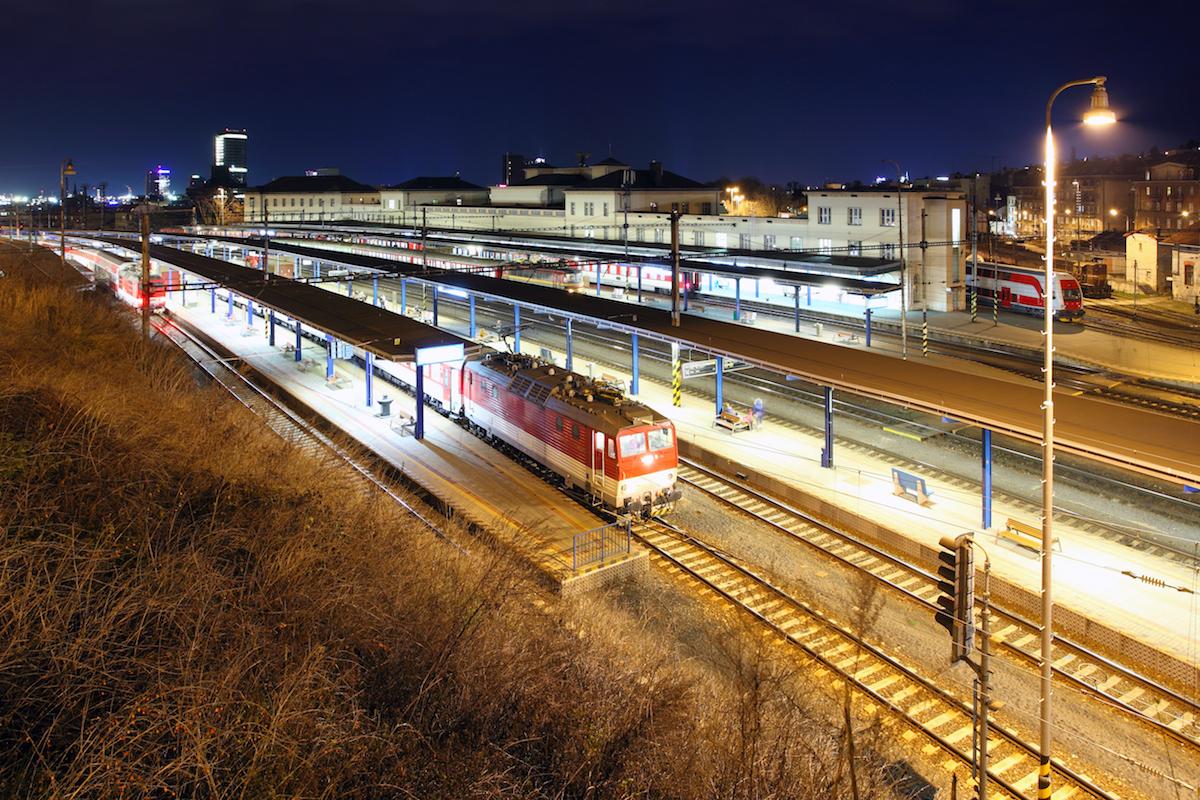 Bratislavská hlavná stanica – stále čaká na zásadnú rekonštrukciu.