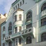 Odstránenie vlhkosti z obvodového plášťa Kalvínovho domu reformovanej cirkvi