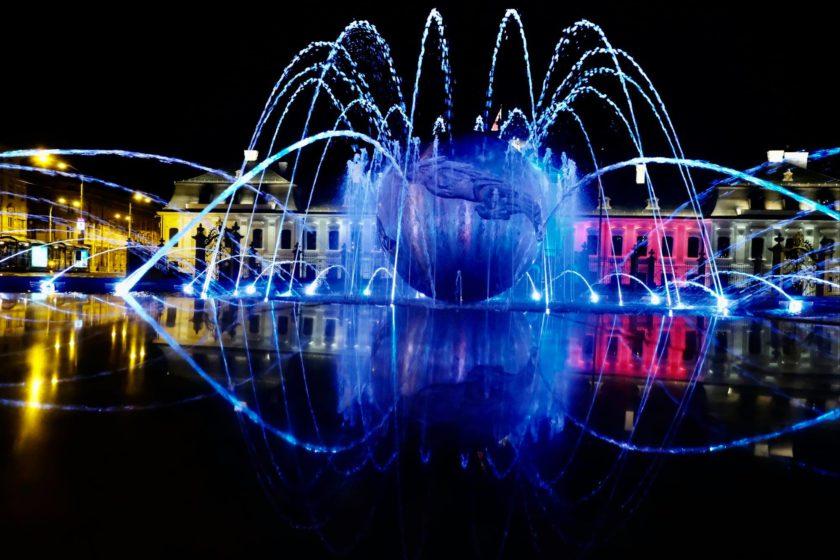 fontana, hodzove namestie, bratislava