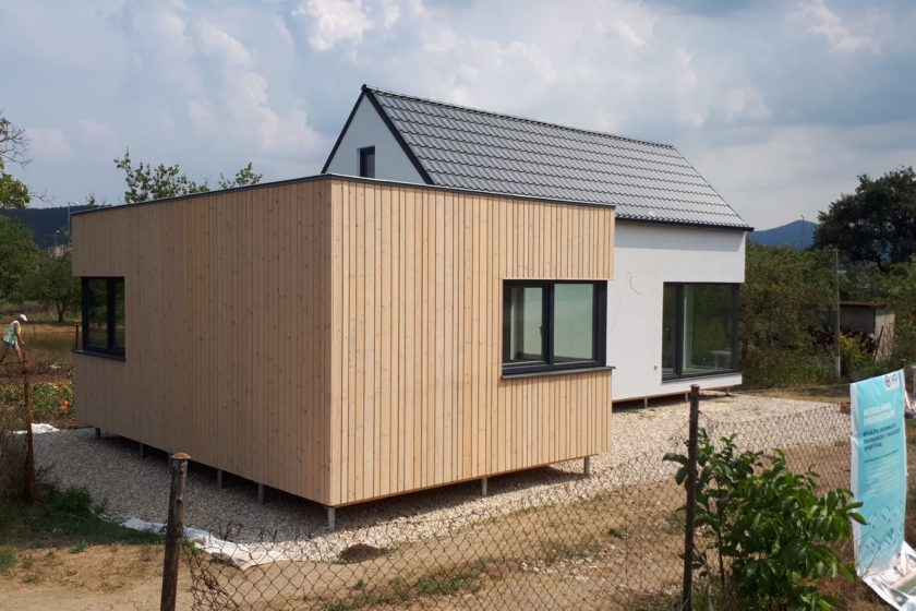 Modulárny dom