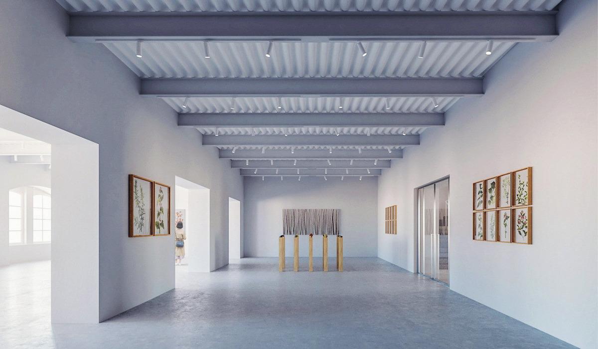 Na všetkých poschodiach vznikne flexibilne využiteľný otvorený priestor.