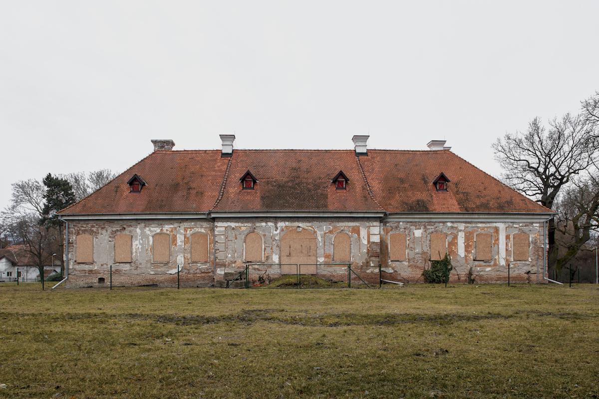 Materská škola, Želiezovce.