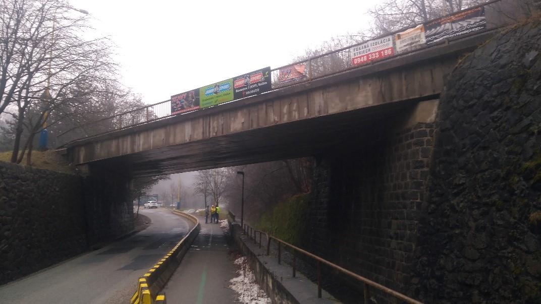 Obr. 1 Most pred rekonštrukciou