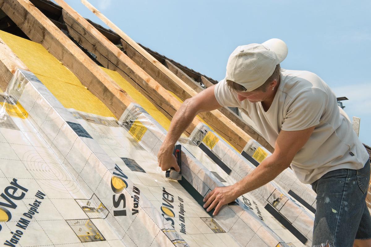 04   Parotesná izolácia strechy