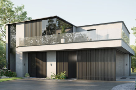Paralline ArchitecturalRender Concret Day