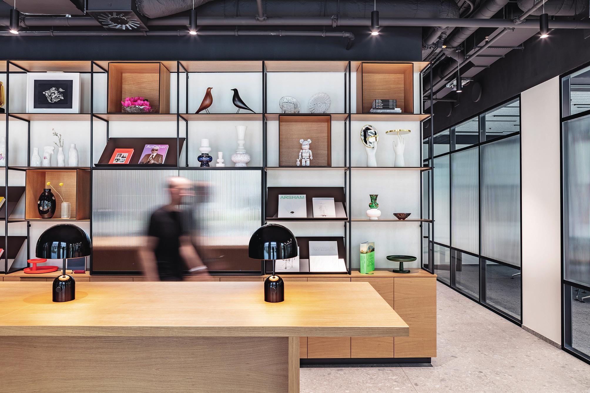 Architekti kládli dôraz na kvalitné spracovanie komunitných zón, ktoré podnecujú výmenu nápadov.