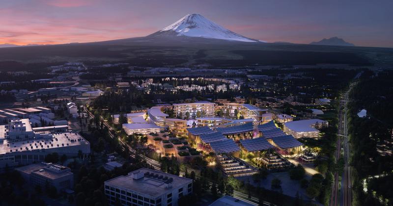 'Toyota Woven City' – B.I.G. Architecture D.P.C.
