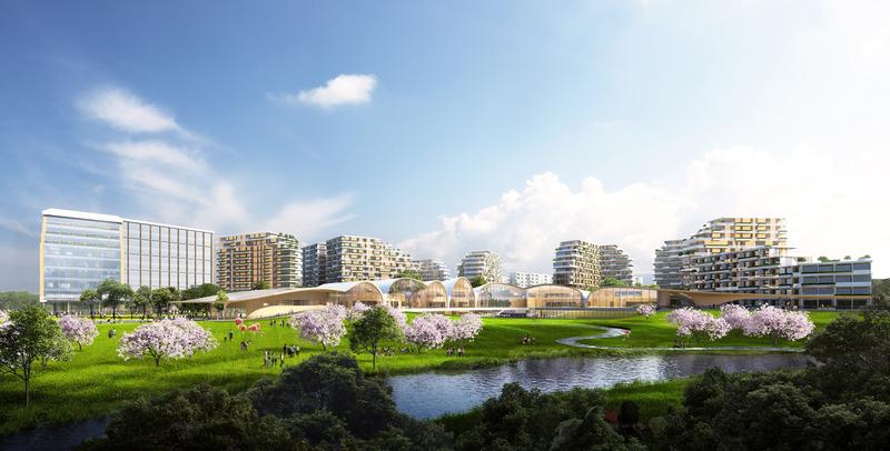 Taikang Community Gui Garden' – Sunlay
