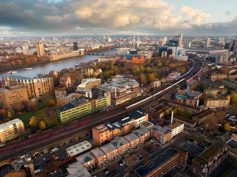 Klíma, energie, uhlík: 'Paradise, London' – Feilden Clegg Bradley Studios