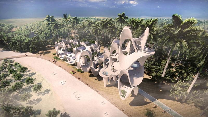 'Cagbalete Sand Clusters' – Carlo Calma Consultancy Inc.