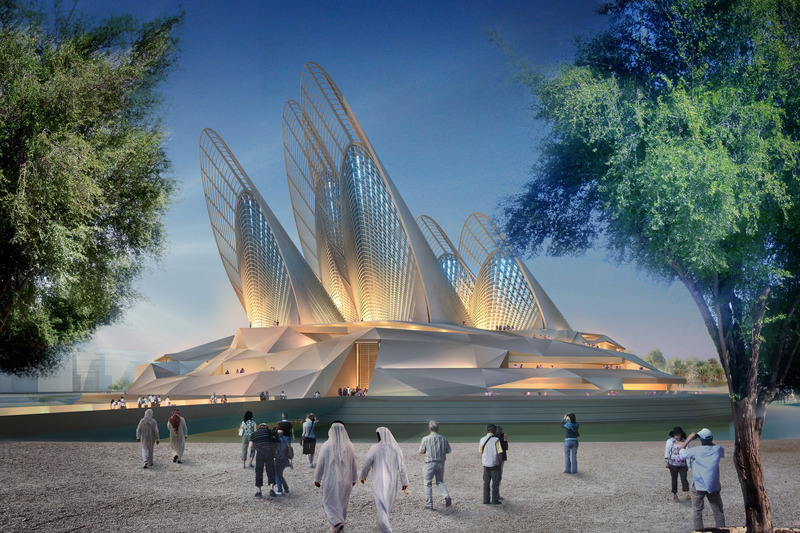 'Zayed National Museum, Abu Dhabi' – Department of Culture and Tourism-Abu Dhabi