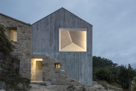 Rekonštrukcia domu v Španielsku.