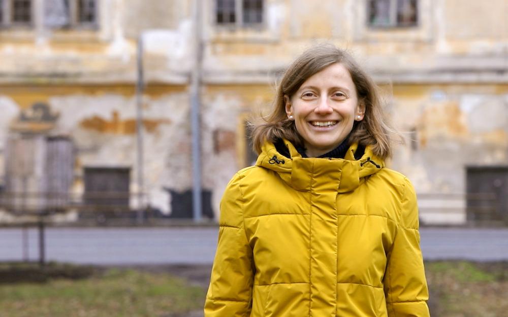 Autorka projektu – fotografka Jana Šturdíková.