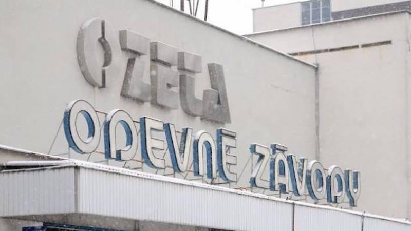 Ozeta v Trenčíne.