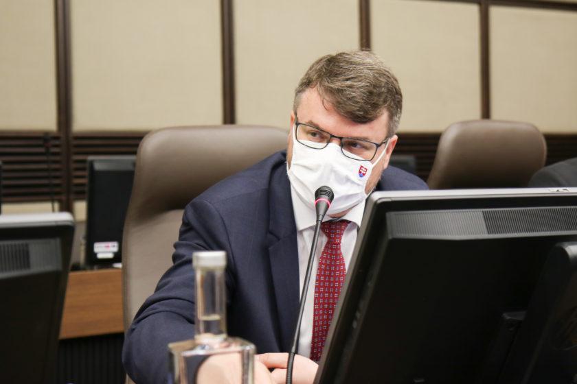 Štefan Holý v parlamente