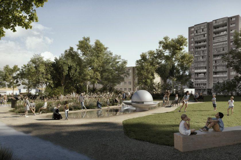 Park na Murdochovej