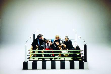 Členovia skupiny Memphis.
