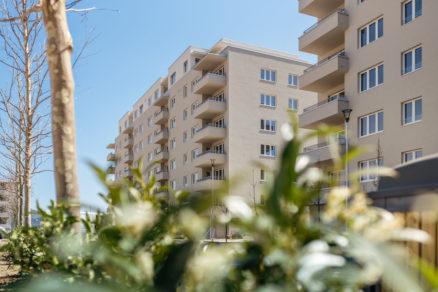 Pri príprave projektu bol kladený dôraz na využitie ekologických riešení a na zeleň.