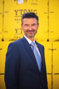 Peter Markovič, CEO Xella CZ a Xella Slovensko, spol. s r.o.