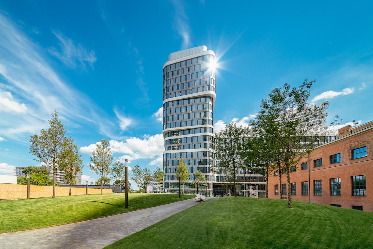 SKY PARK Offices, Bratislava, 2020.