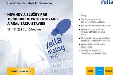 Xella Dialog 2021 pozvanka SK