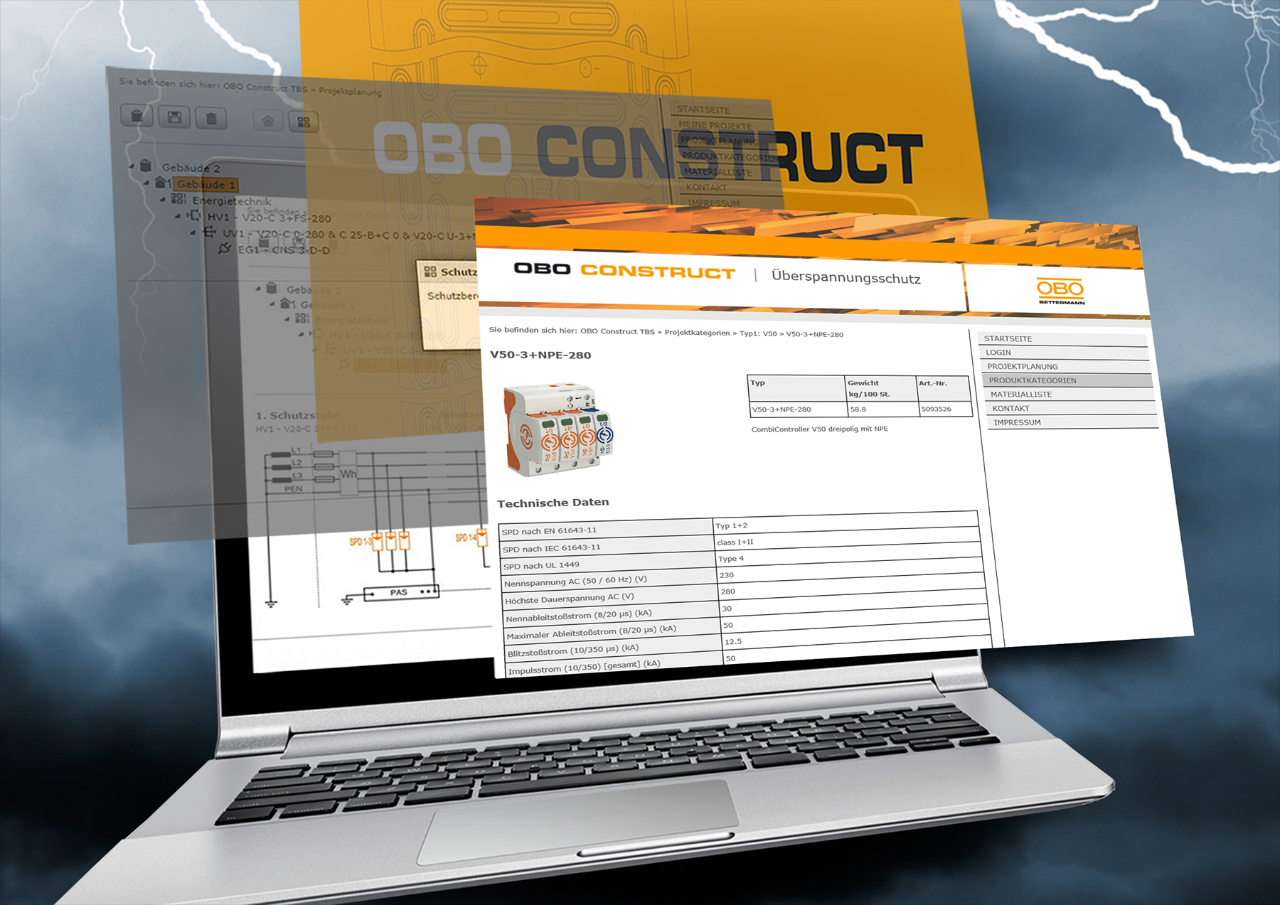 OBO Construct TBS Laptop Screens