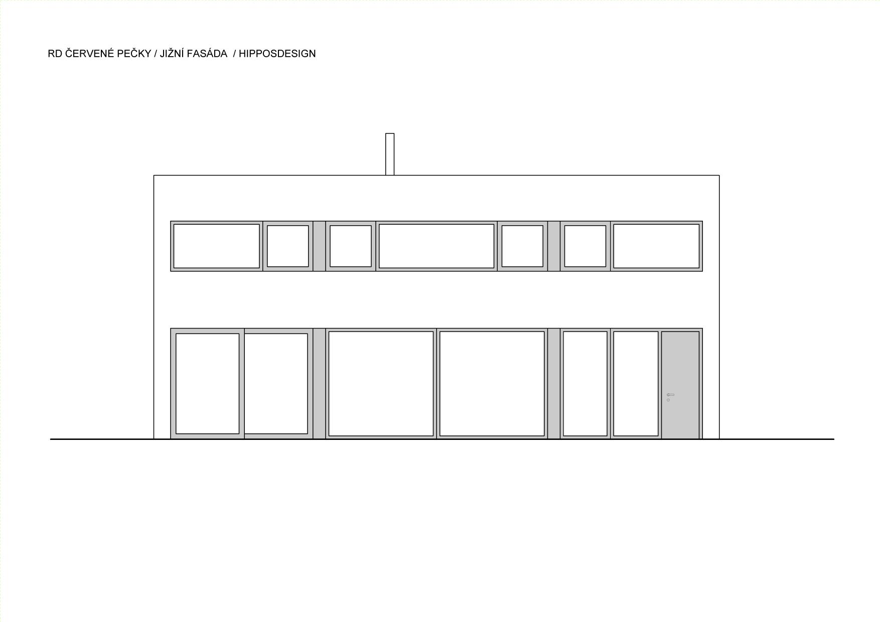 fasada sever