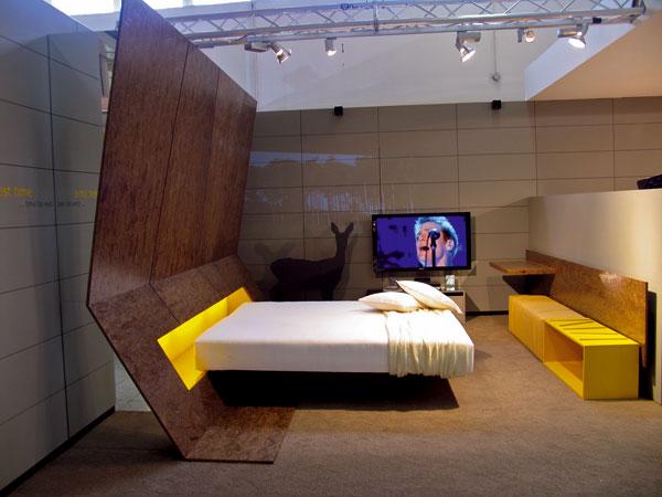62f546127192 ... zaujímavých vzorov a štruktúr… najlepšie to vystihli Martinčania –  spoločnosť Chreno – výroba nábytku si za svoju expozíciu odniesla Cenu  veľtrhu ...