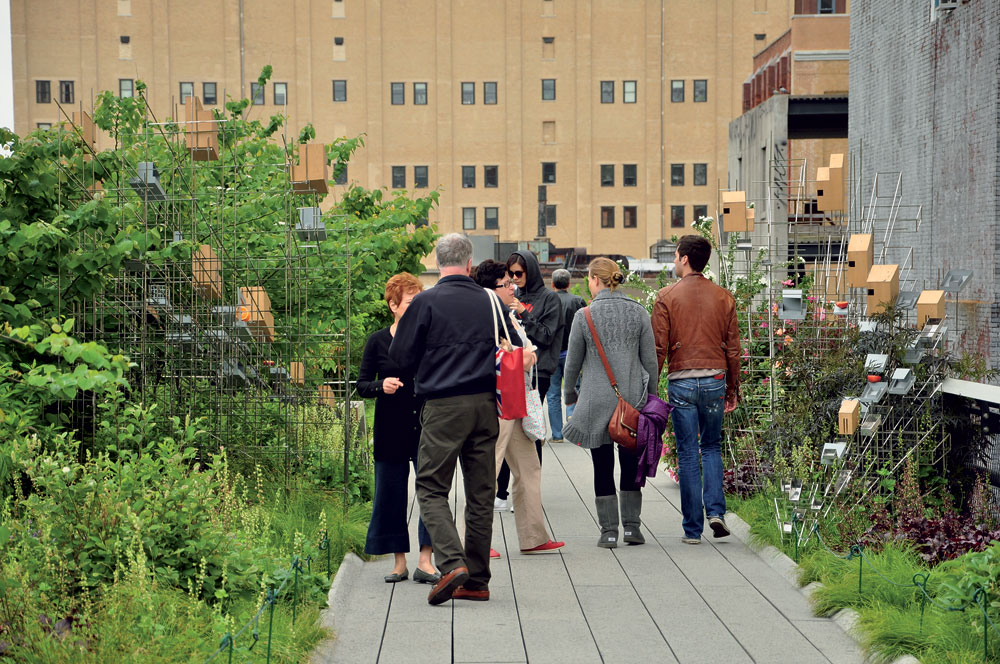 High Line, New York,Diller Scofidio, Renfro