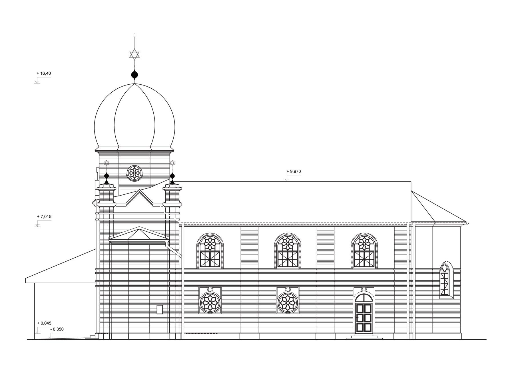 studia synagoga pohlad juzny