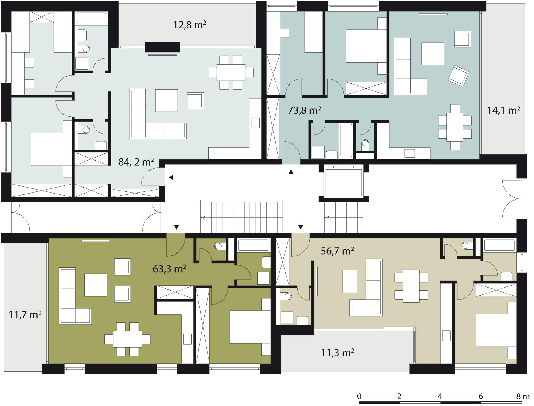 396 bytovy dom 1NP