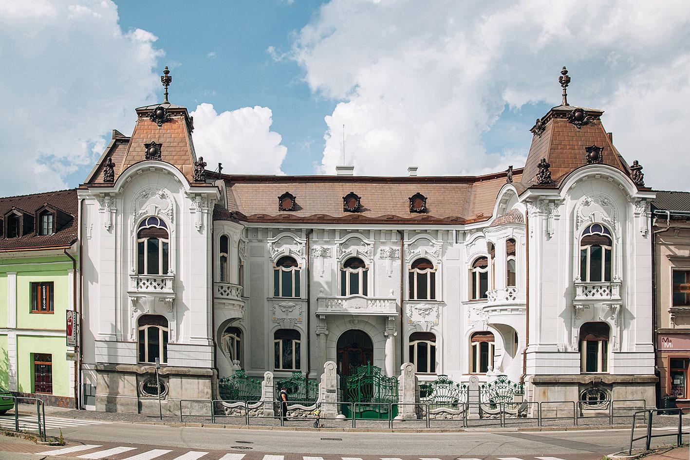 14 Rosenfeldov palac