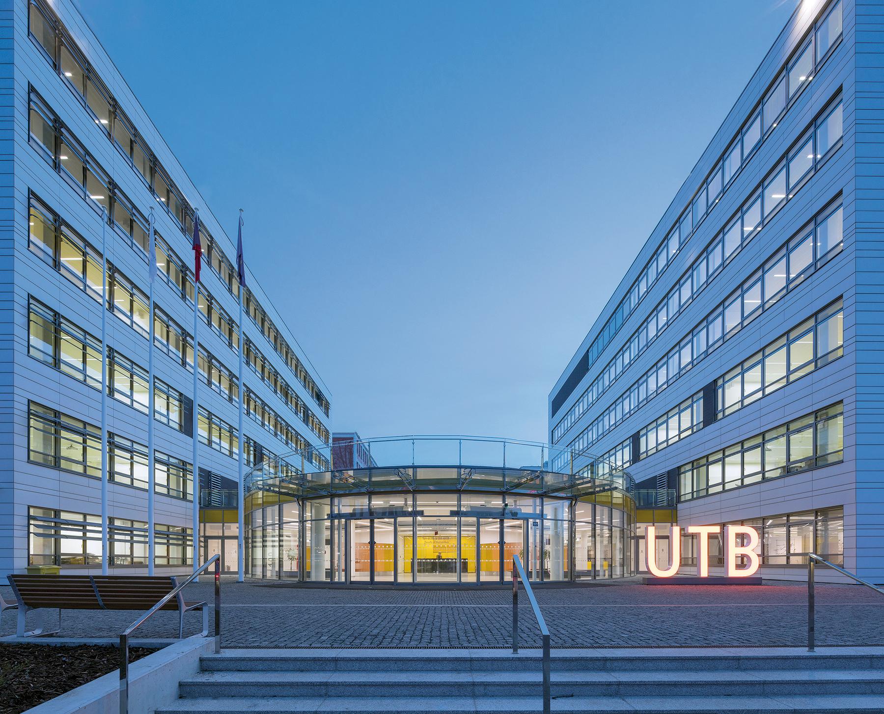 Vzdelávací komplex UTB od architektov AI-DESIGN  7aa429295a6