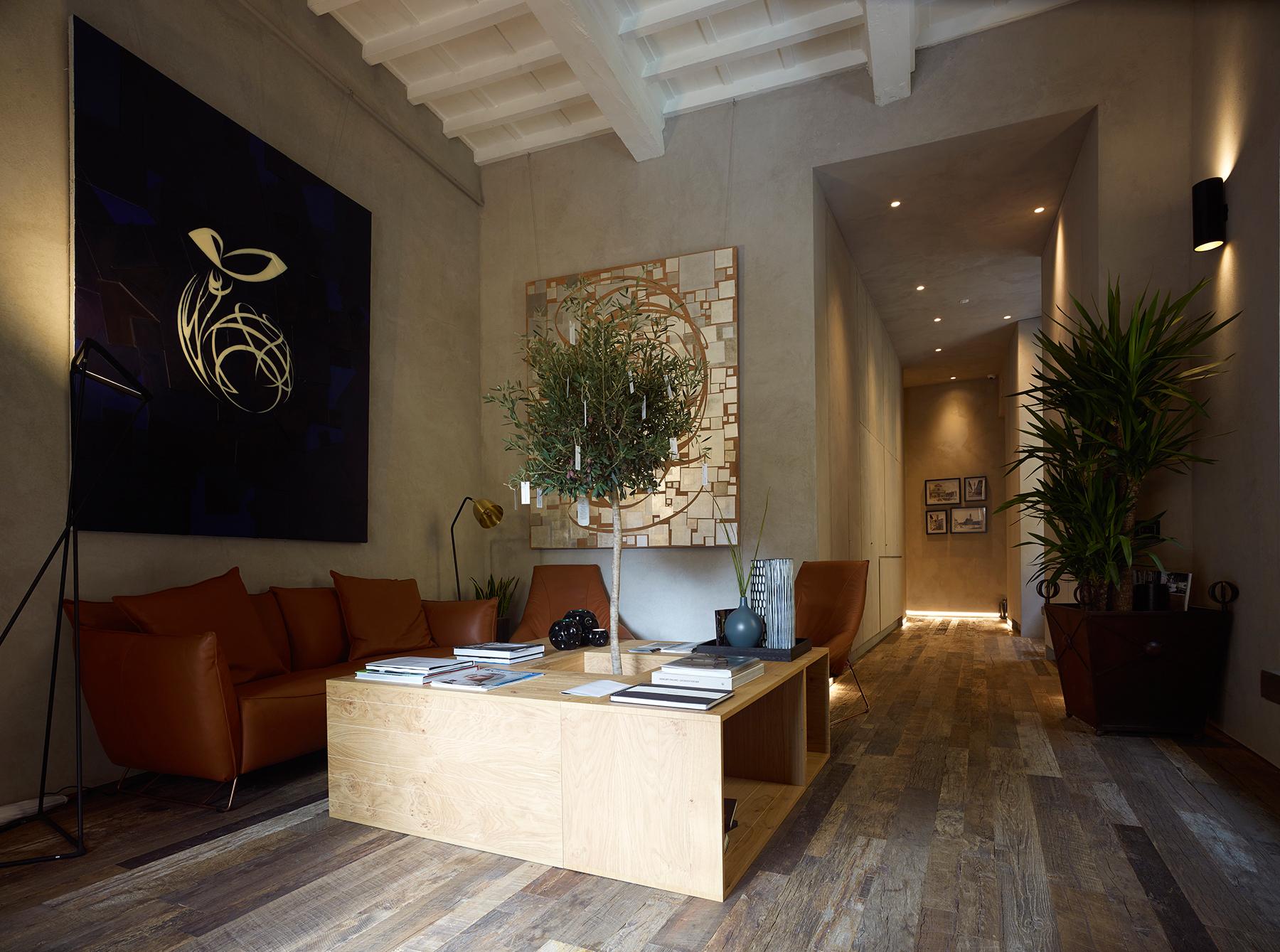 ARCHEA BENCI HOUSE CF081785