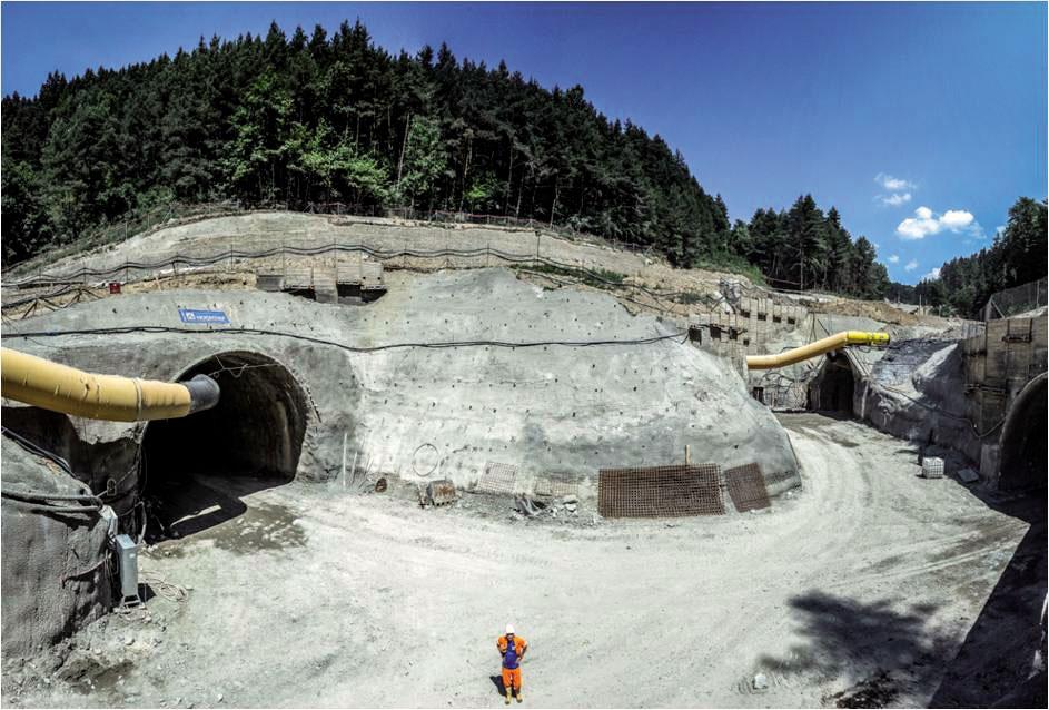 Obr.4 Stredova jama