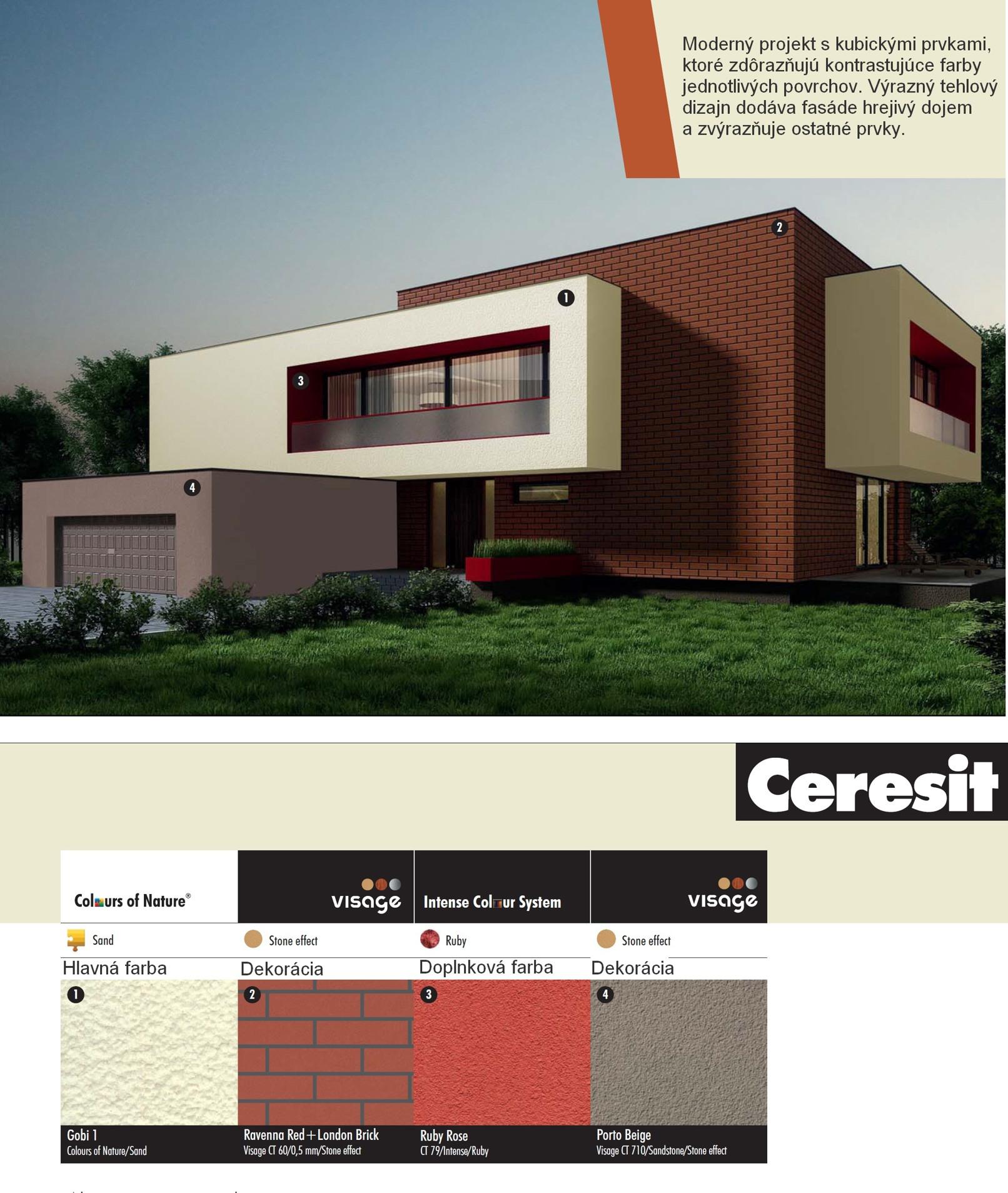 Dom Ceresit Visage a Intense3 detaily