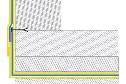 Hydroizolácie spodnej stavby mPVC fóliou  47c8dfbaeb2