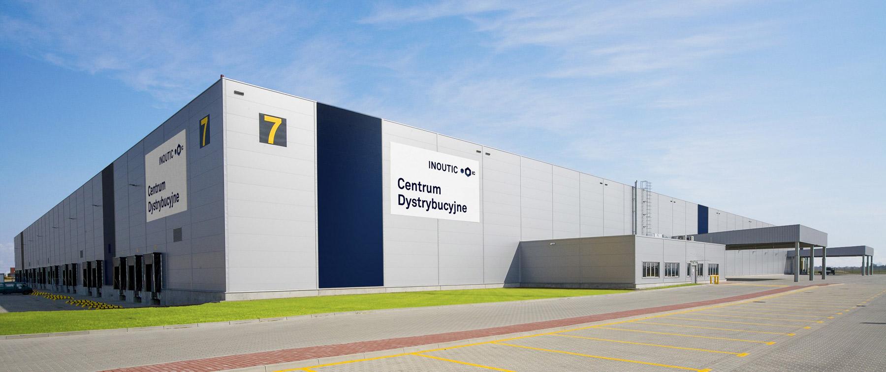 2 Distribucni centrum Inoutic v Poznani