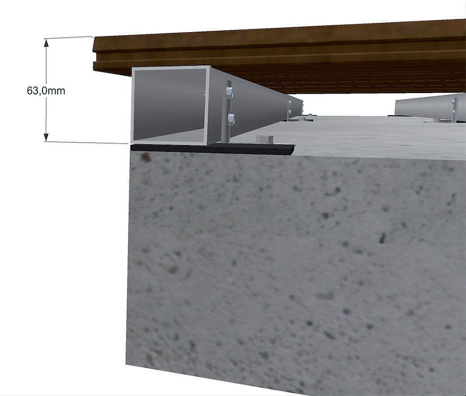 05 Newface terasa na betone detail
