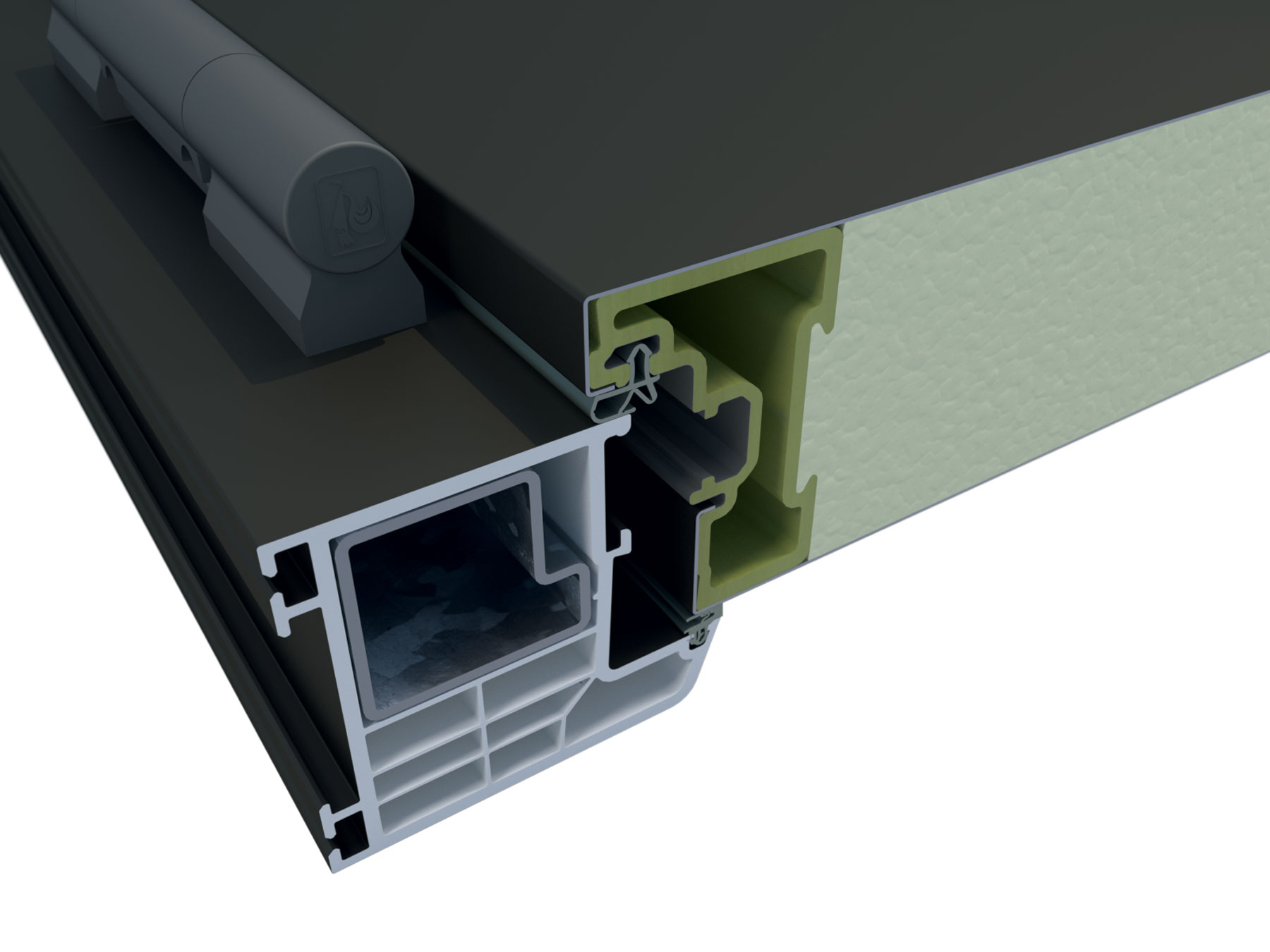 Inoutic vstupne dvere Rovex 1