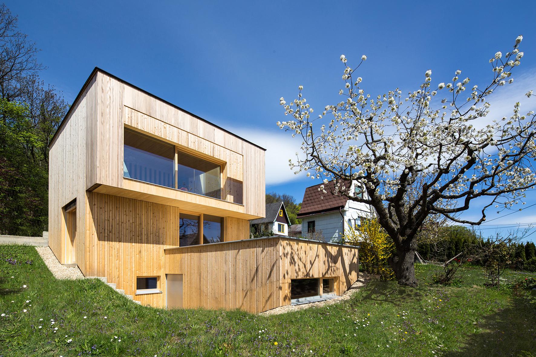 TROY Haus mit Kirschbaum 00
