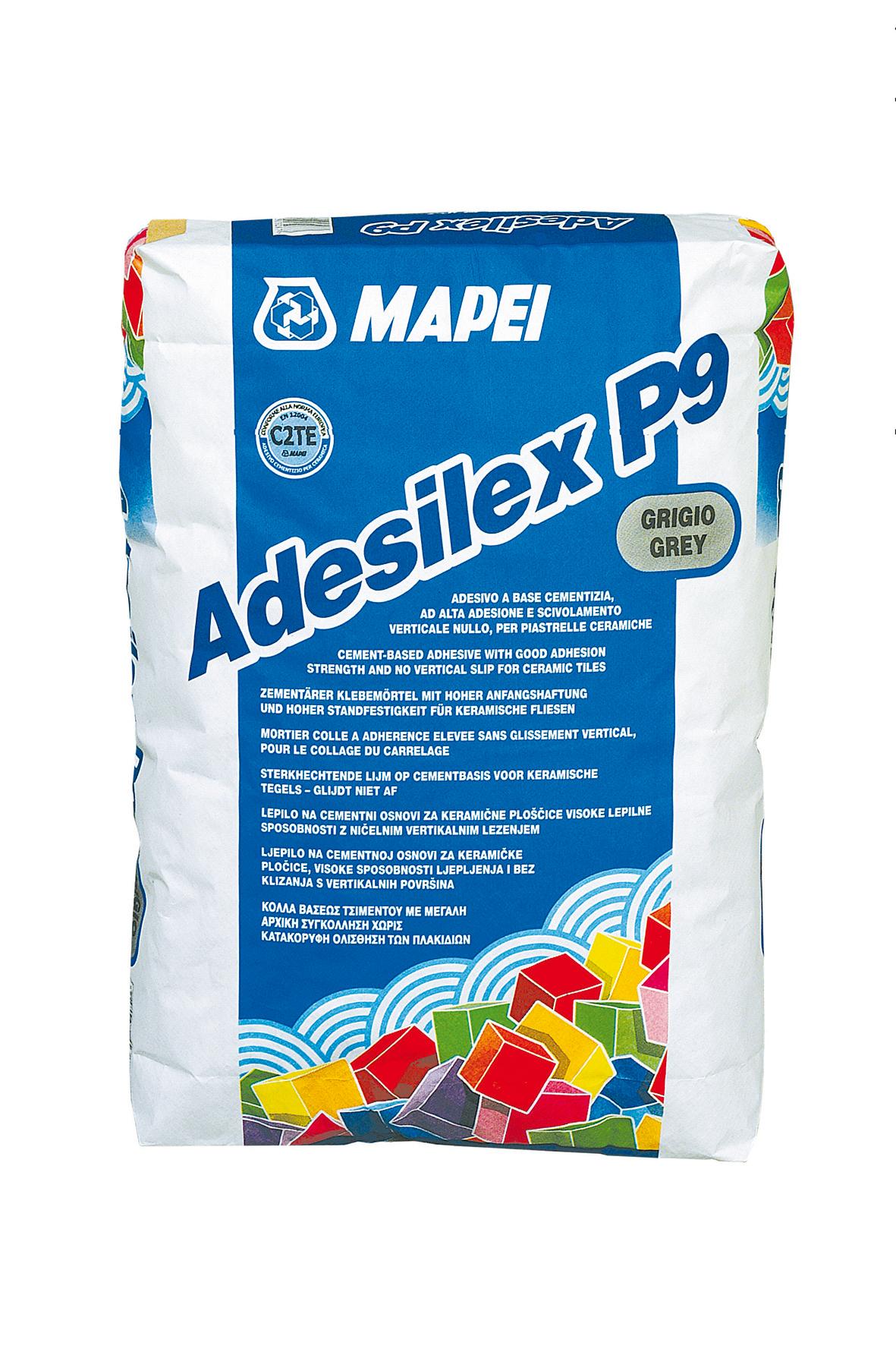 04Flexilepidla Adesilex P9 pytel
