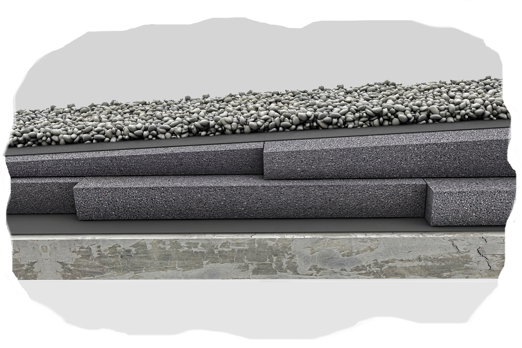 Zateplenie strechy polystyrénom | ASB sk