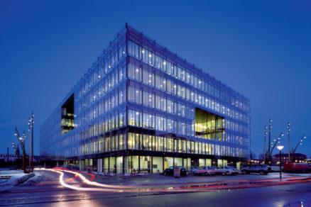 Administratívna budova od ateliéru 3XNielsen