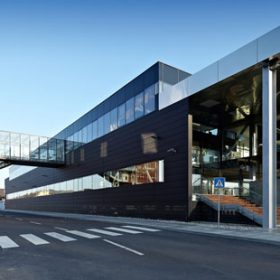 administrativna budova spolocnosti gasoil engineering
