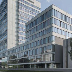 administrativna budova westend square