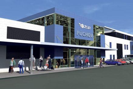 Aká budeš, modernizovaná železničná stanica Púchov?